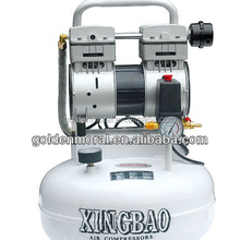 hot high quality factory price GMW-2001 Mute air compressor without oil