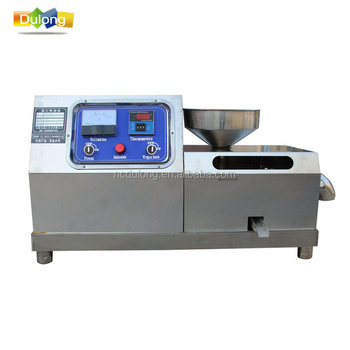 High quality cold & hot press coconut oil processing machine in nigeria 15-20 kgs/h