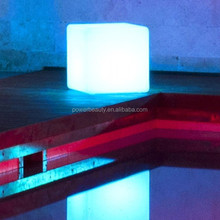 cool led cube seat with ice