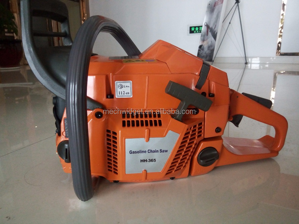 High quality chain saw/chainsaw/gasoline chain saw 65cc Hus 365