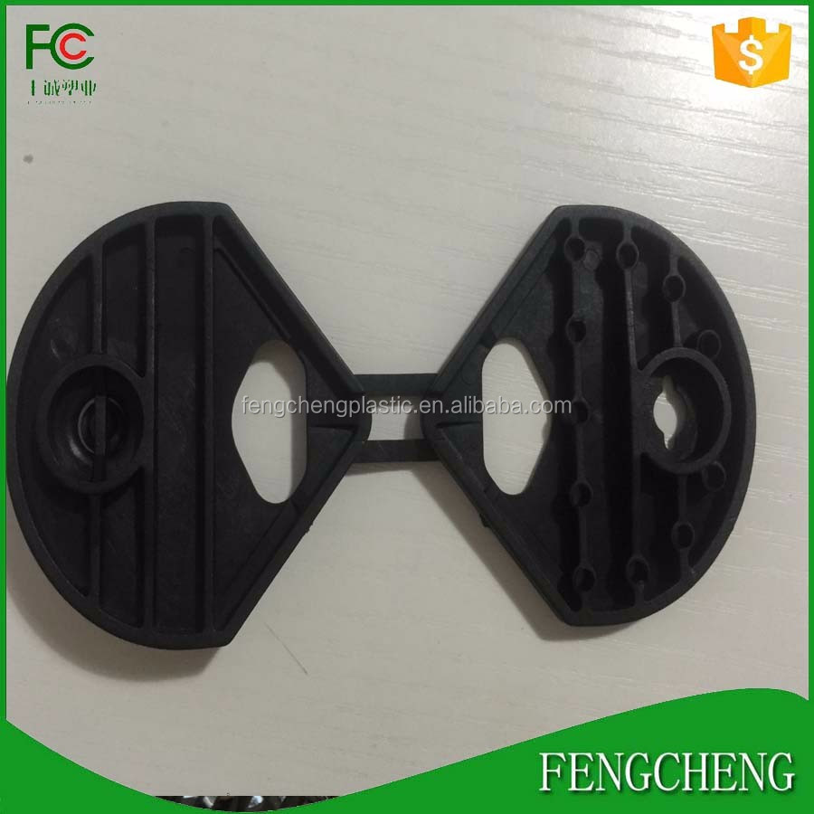 Factory wholesale high quality butterfly clips clamps with Agricultural plastic clamps