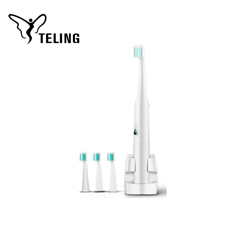 Made in China high tech timer function custom name toothbrush