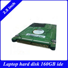 High quality 2.5 laptop hdd hard disk drive ide 160GB HM160HC