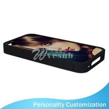 3D Sublimation TPU and PC Aluminum Phone Case for iPhone 5 of Good Price