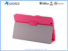 flip leather back cover case for lg g pad 10.1