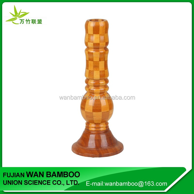 High Quality Long Neck Bamboo Vase