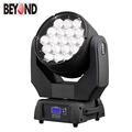 4 years stable quality 19x15w 4in1 led beam zoom moving head light lights for sale