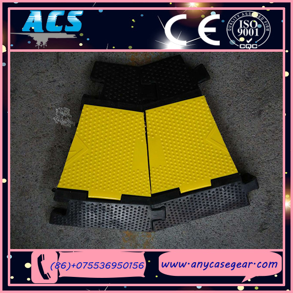 ACS rubber cable protector floor cable cover