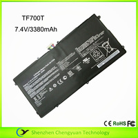 7.4V 3380mAh High quality Tablet battery for Asus Transformer Infinity TF700T TF700 Series