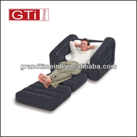 Inflatable Chair and Twin Air Mattress