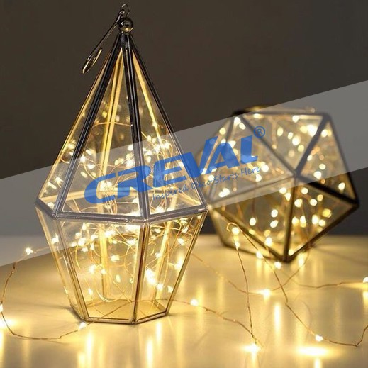 Wedding Table Centerpieces 3AA Battery Powered LED String Lights