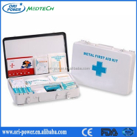 CE FDA approved oem promotional medical roadside emergency kit
