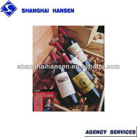 Red Wine from Spain to Shanghai Import Agent