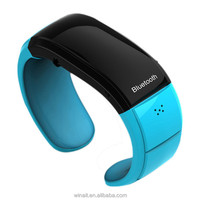 Smart bracelet bluetooth 4.0 pedometer+remote camera standby time 72 hours Android & iOS