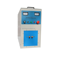 IGBT high frequency 30KW small portable induction heating generator