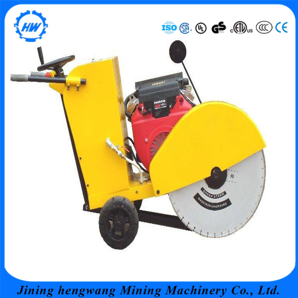 40mm cutting depth Concrete floor cutting machine,concrete road cutter