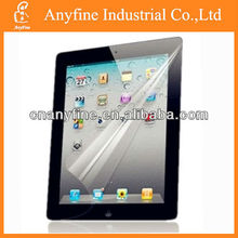 screen protector for ipad mini,with high quality PET material