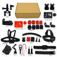 China cheap gopros accessories set, gopros camera accessories for gopros accessories kit