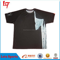 2015 custom printing men's T-shirt ,prenium crew neck t shirt , performax jersey China
