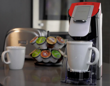 Electrical Keurig K Cup Built In Express Coffee Machine For Pods