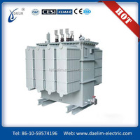 11 kv 33 kv power transformer three phase type