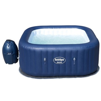 Bestway 54154 SaluSpa Hawaii AirJet 4-6Person indoor Portable Inflatable spa Hot Tub