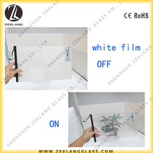 2016 2 Electronic PDLC switchable magic switchable smart glass film /dimmable smart window tint