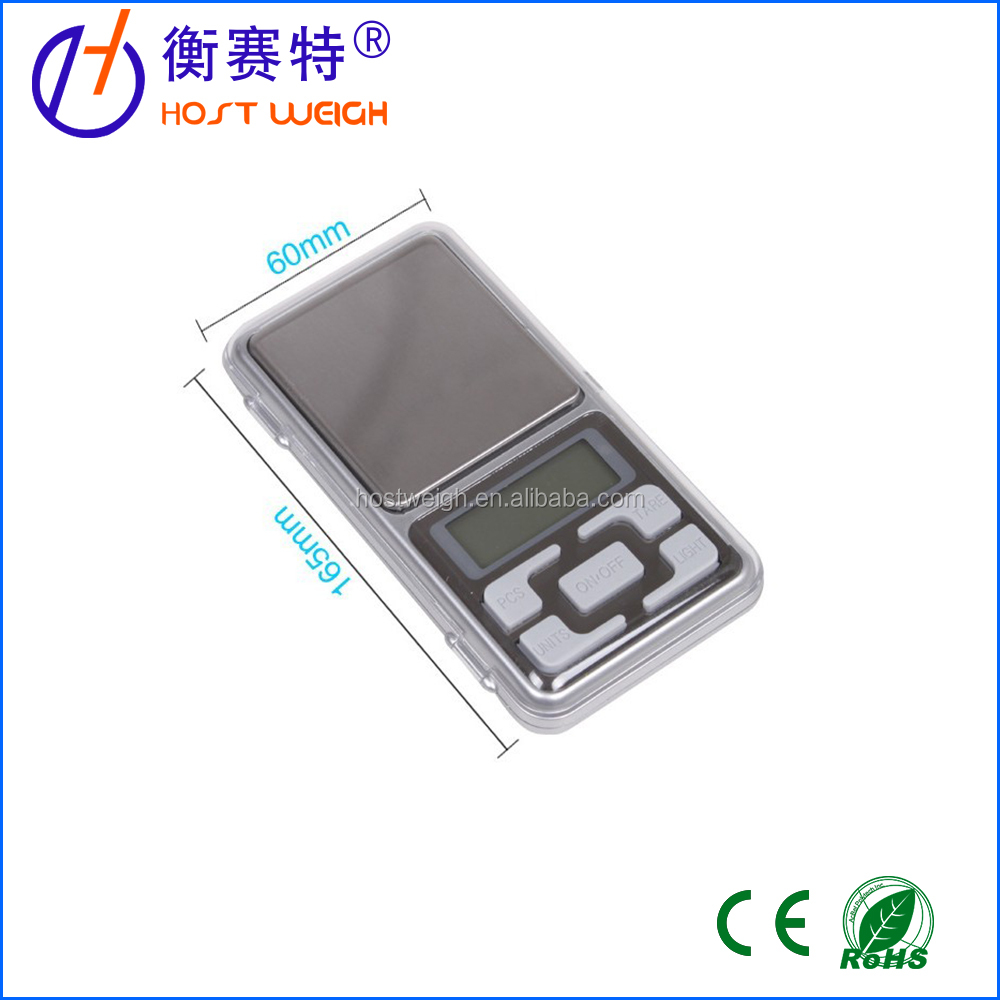 MH Mini cheap Digital Pocket/jewelry Scale with the Highest Precision