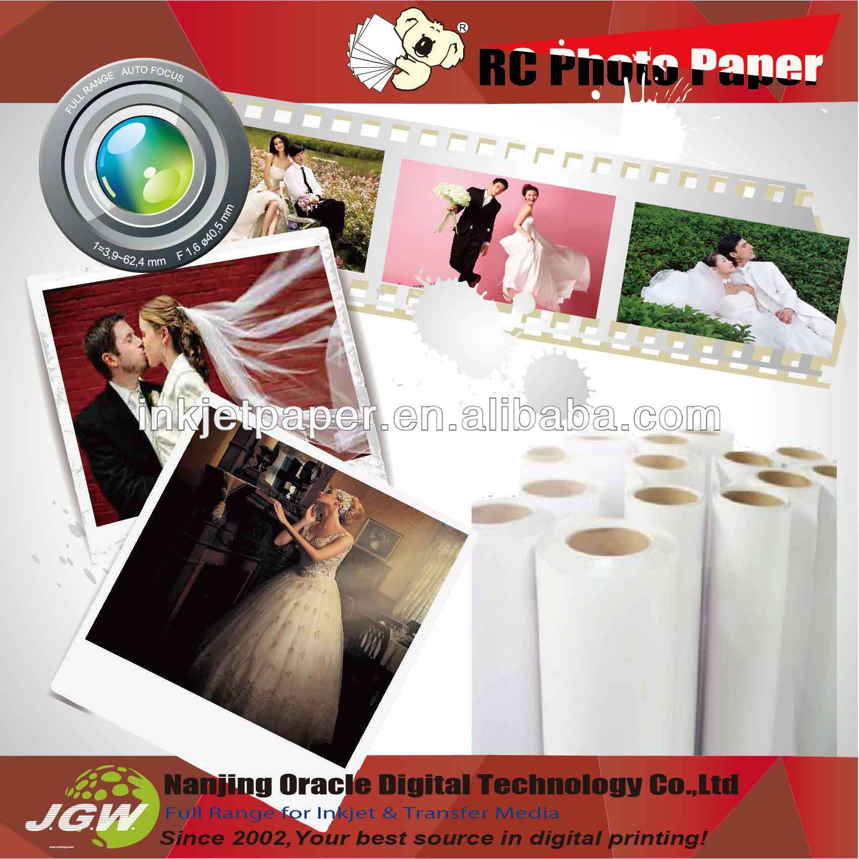 RC photopaper