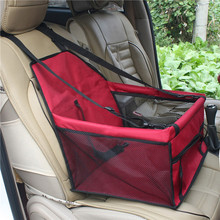 Wholesale Travel Waterproof Oxford Cloth Car Seat Cover For Dog