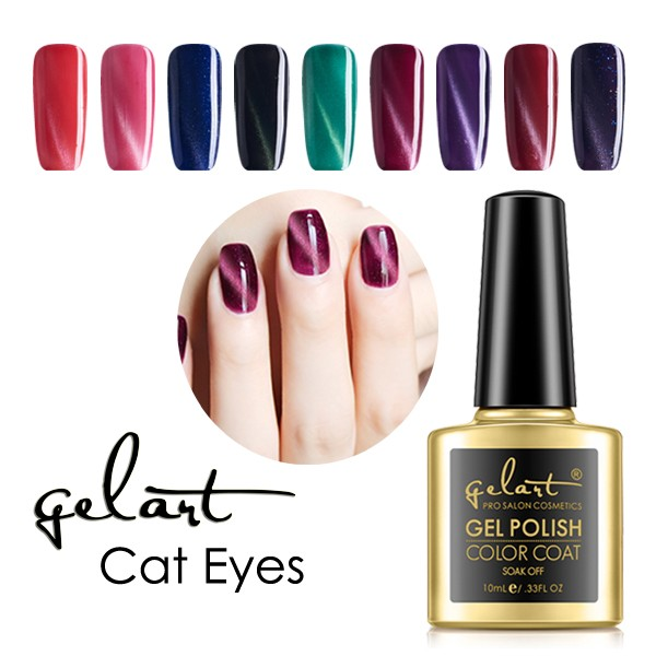 best acrylic nail brands IBN nail care equipment color change cat eyes gel polish
