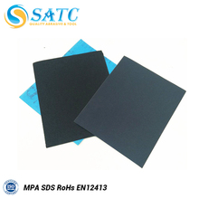 Silicon Carbide Waterproof Sanding / Abrasive Sand Latex Paper