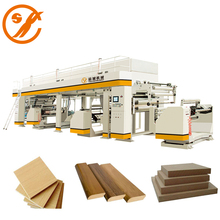 Used Furniture Board MDF Laminating Machine for Sale
