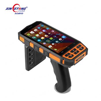 2017 Hot Sale UHF Handheld RFID Reader Android 4G