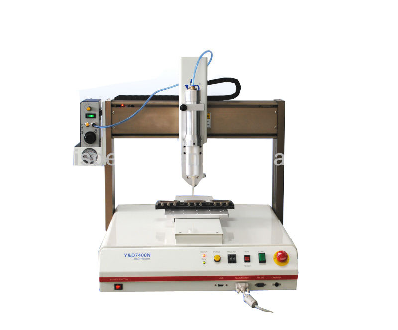 Dongguan professional epoxy doming dispensing machine for different types of electronic