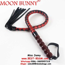 MOON BUNNY sex toy for couples 99cm super length spanking whip leather ,black white whip,bondage flirting sexy whip women