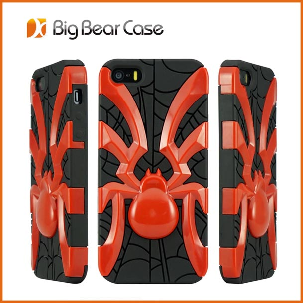 Hot selling 3d cases for iphone 5 case/accept small mix order