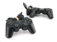 2x Official PS2 DUALSHOCK-2 SCPH-10010 Wired Analog Controller PlayStation