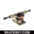 "Gravity casting 5"" skateboard trucks with anodizing finish"