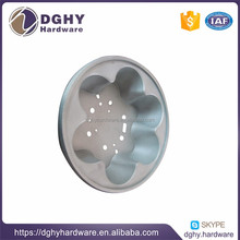 oem high pressure aluminum die casting led lamp empty housing