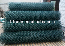 pvc coated chain link fence new dongtai