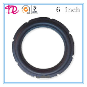 6.5 Inch Subwoofer Speaker Nuandi Black Rubber o Ring/ Rubber Gasket