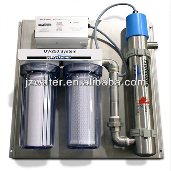 Philips UV Lamps for Industrial Water Treatment