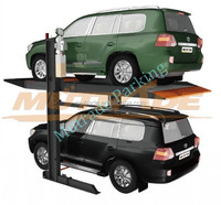Mutrade Simple parking lift HYDRO-PARK 1127 type magic car system
