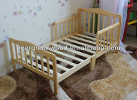Newzealand Pinewood Toddler bed