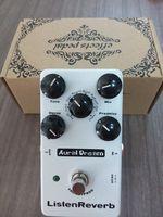 auraldream digital guitar effects pedal listen reverb with high quality for sale