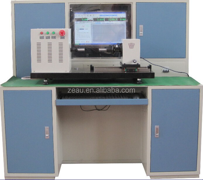 XLW computer control self locking nut lock tight performance testing machine