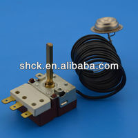 Washing machine capillary thermostat parts