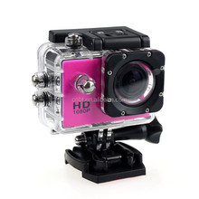 4K Wi-Fi Waterproof Action Sport Camera 30M 2.0 Inch LCD Screen 170 Wide-Angle with Portable Package and Kit of Accessories