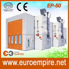 EP-50 alibaba express used dry cleaning equipment auto painting oven /big paint booth/spray booth